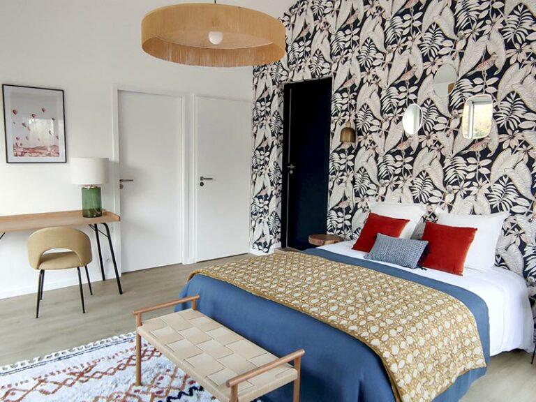 chambre n°5 pour 2 personnes royer vendée