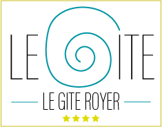 Logo gite 4 étoiles en Vendée