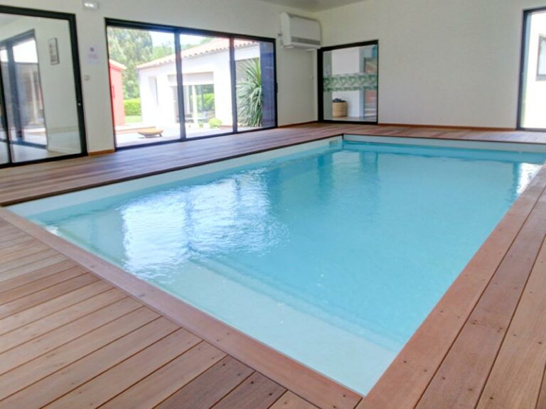 piscine interieure privé