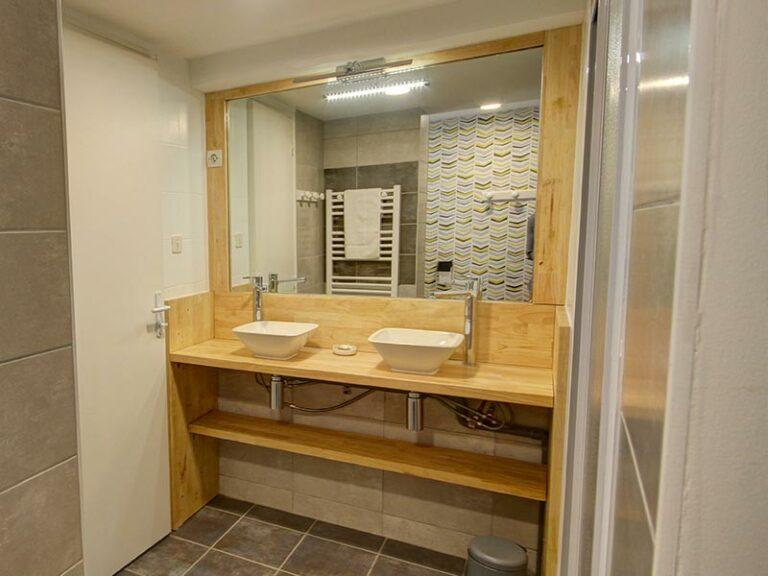 Salle de bain dortoir